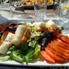 Salade paysanne - Le Café 23 à Gassin - https://gassin.eu