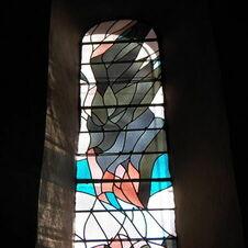 Plan intérieur de l'église de Gassin - http://gassin.eu