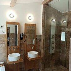 Salle de bain Suite Double