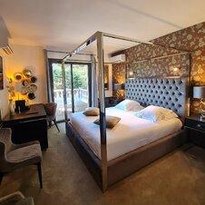 Chambre Deluxe grand angle La Villa Dune