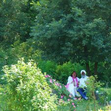 Ambiance romantique - Le Jardin de Gassin - gassin.eu