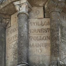 Tollon Ernest, Tollon Manuel - 9-10 - L'énigmatique monument à Saint-Joseph de Gassin - https://gassin.eu