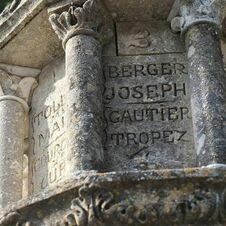 Berger Joseph, Gautier Tropez - 3-4 - L'énigmatique monument à Saint-Joseph de Gassin - https://gassin.eu