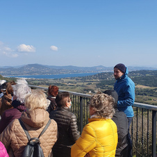 Visite guidée gratuite à Gassin d'avril à octobre